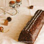 buche chocolat clementine1