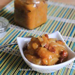 chutney de mangues