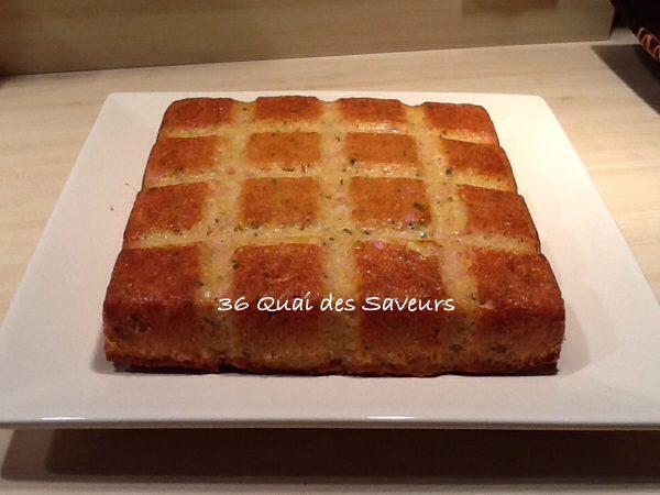 Gâteau de jambon