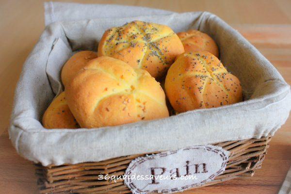 pain à la farine de mais - cornbread