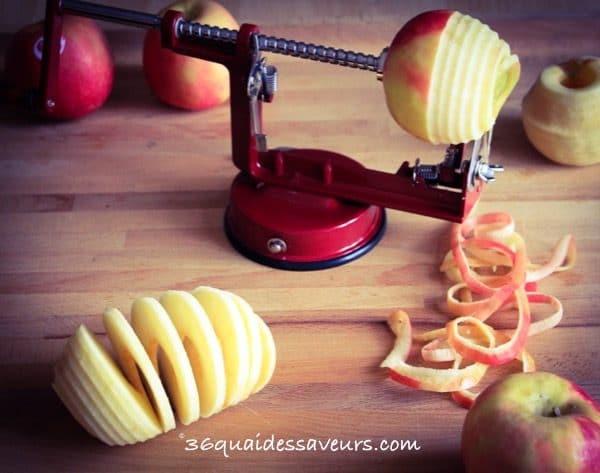 pele pommes