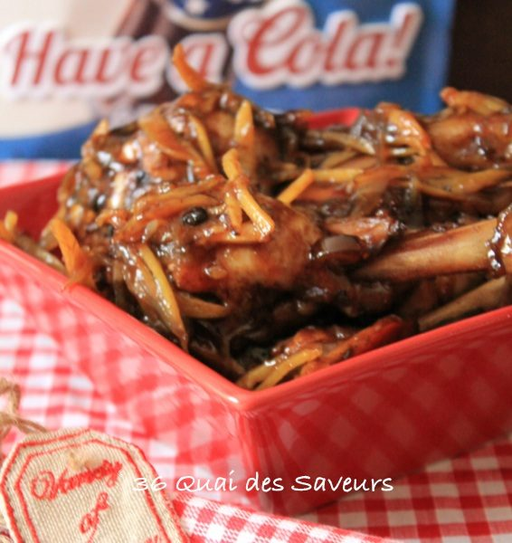 poulet au coca cola
