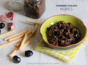 tapenade d'olives