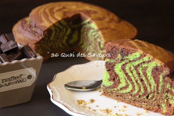 zebra cake chocolat pistache1
