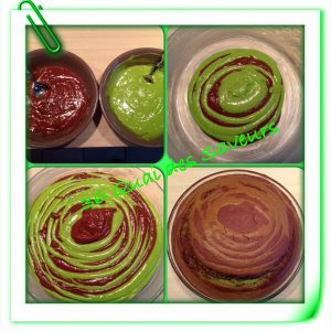 zebra cake chocolat pistache3